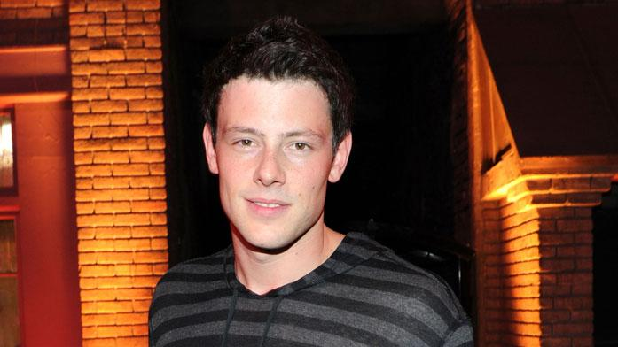 Cory Monteith Guitar Hero