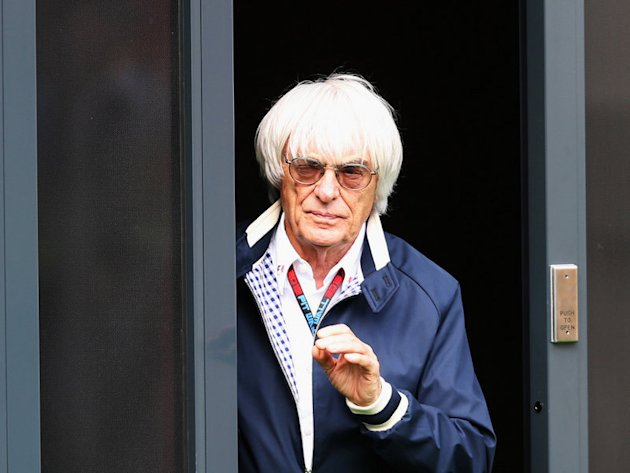 F1 board supports Ecclestone