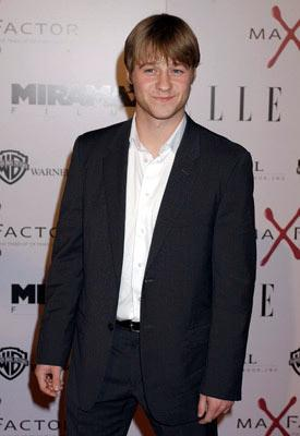 Benjamin McKenzie at the Hollywood premiere of Miramax Films' The Aviator