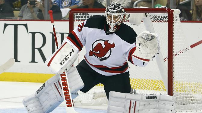 New Jersey Devils v Pittsburgh Penguins
