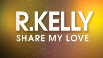 Share My Love (Audio)