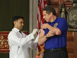 Flu Epidemic Still Hitting New York
