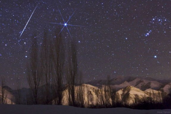 Year's Best Meteor Shower Peaks This Week