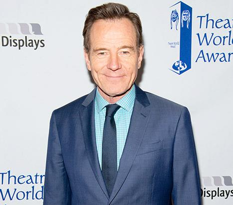 "Bryan Cranston: Being Famous ""Is Almost Like Being a Pregnant Woman"""