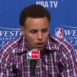 Kerr, Curry on Game 4
