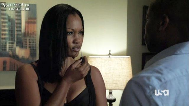 Garcelle Beauvais Guest Stars on 'Psych'