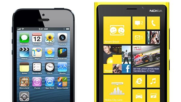 The Lumia-iPhone battle in China is shaping up to be a bloody one