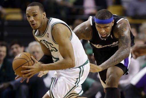 Pierce leads Celtics to 99-81 win over Kings
