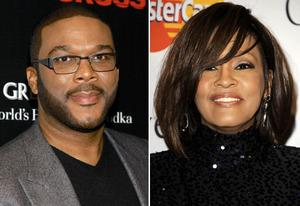 Tyler Perry, Whitney Houston | Photo Credits: Getty Images, Steve Granitz/Getty Images