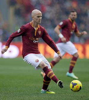 Roma coach says Bradley is joining Toronto FC