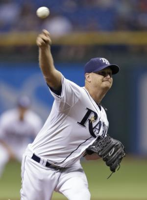 Cobb wins in return, Rays beat Mariners