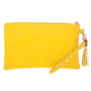 Yellow Clutch A Wear