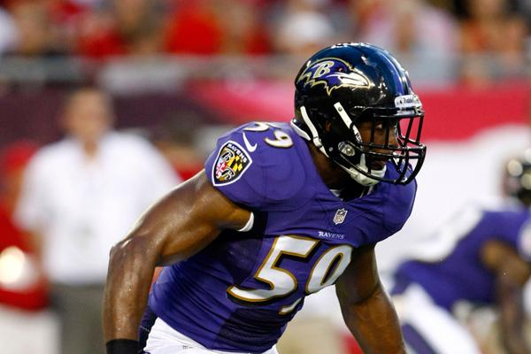 Does LB Brown figure into Ravens' plans for 2015?