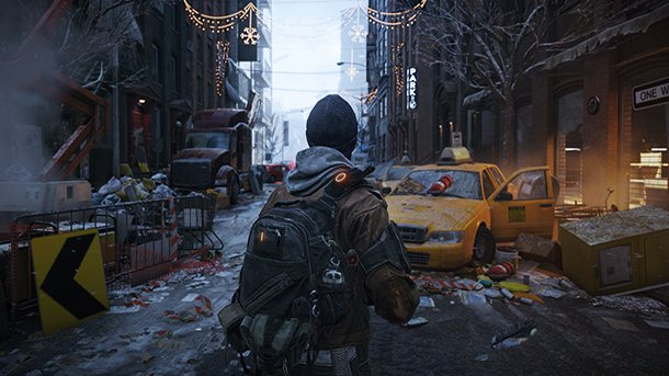 Tom Clancy's The Division - E3 2013 Gameplay Reveal