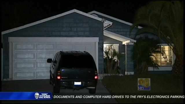 Police search for man who broke into Oceanside home