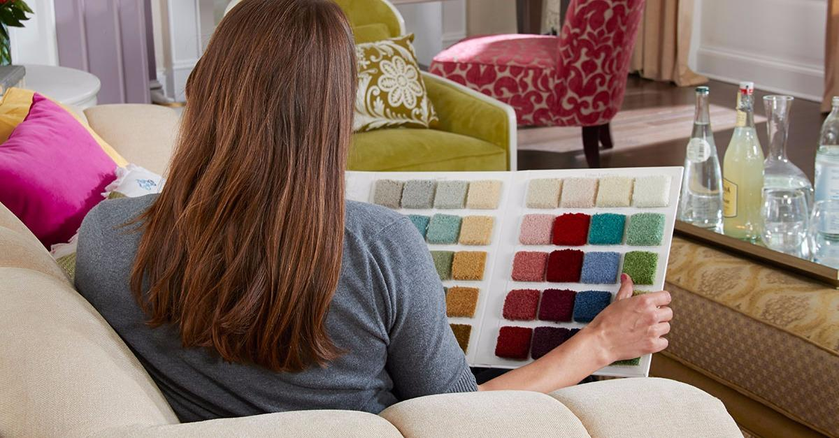 Which carpet is right for you? Take the quiz.