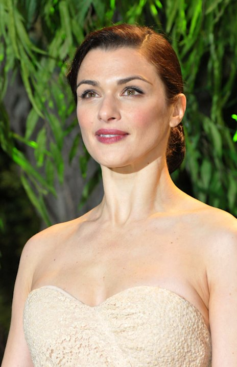 Rachel Weisz attends Walt Disney Pictures European Premiere of 'Oz: The Great And Powerful' at the Empire Leicester Square in London on Thursday, Feb. 28, 2013. (Jon Furniss/Invision for Disney/AP)