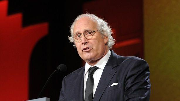 Chevy Chase Finally Quits 'Community'