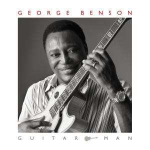 "In this CD cover image released by Concord Jazz, the latest release by George Benson, ""Guitar Man,"" is shown. (AP Photo/Concord Jazz)"