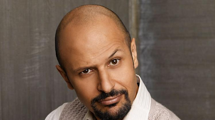 Maz Jobrani stars as Gourishankar Gary Subramaniam in The Knights of Prosperity on ABC.