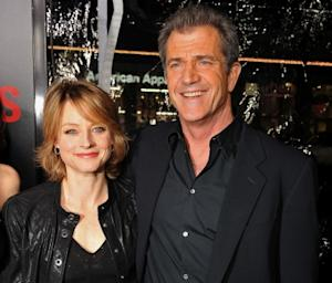 """Jodie Foster and Mel Gibson arrive at the """"Edge Of Darkness"""" premiere held at Grauman's Chinese Theatre on January 26, 2010 in Hollywood -- WireImage"""