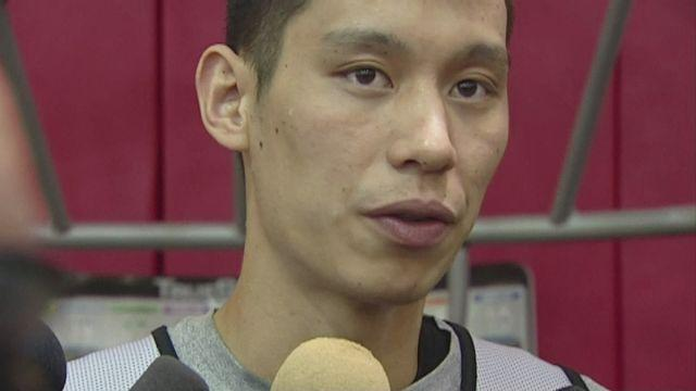 Jeremy Lin reflects on defeat for Houston Rockets [AMBIENT]