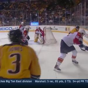 Florida Panthers at Nashville Predators - 11/22/2014