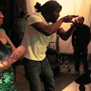 EXCLUSIVE: Watch Idris Elba in the Director's Chair for K. Michelle's 'Rebellious Soul' Musical