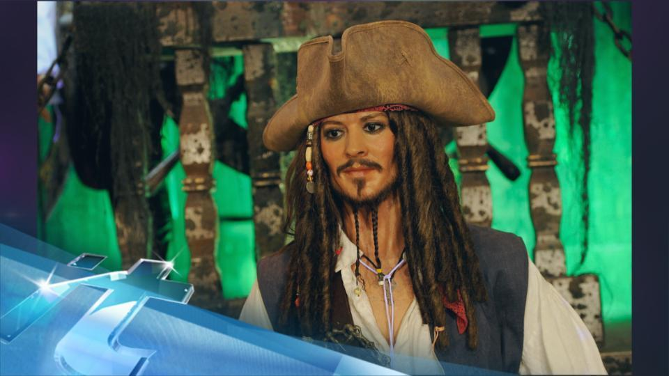 Pirates Of The Caribbean 5 Has An Official Title!