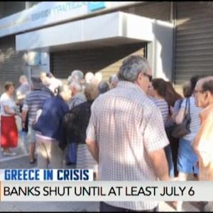 Greece in Crisis: Bailout Agreement Set to Expire