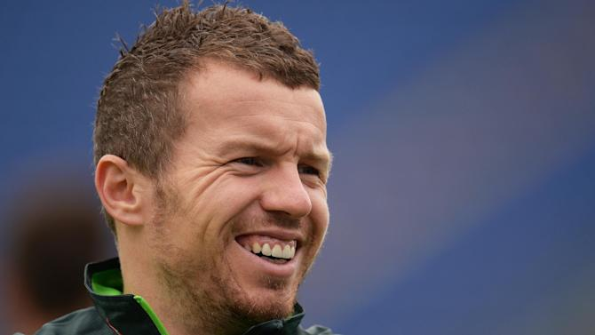 CRIC: Australia's Peter Siddle during a training session