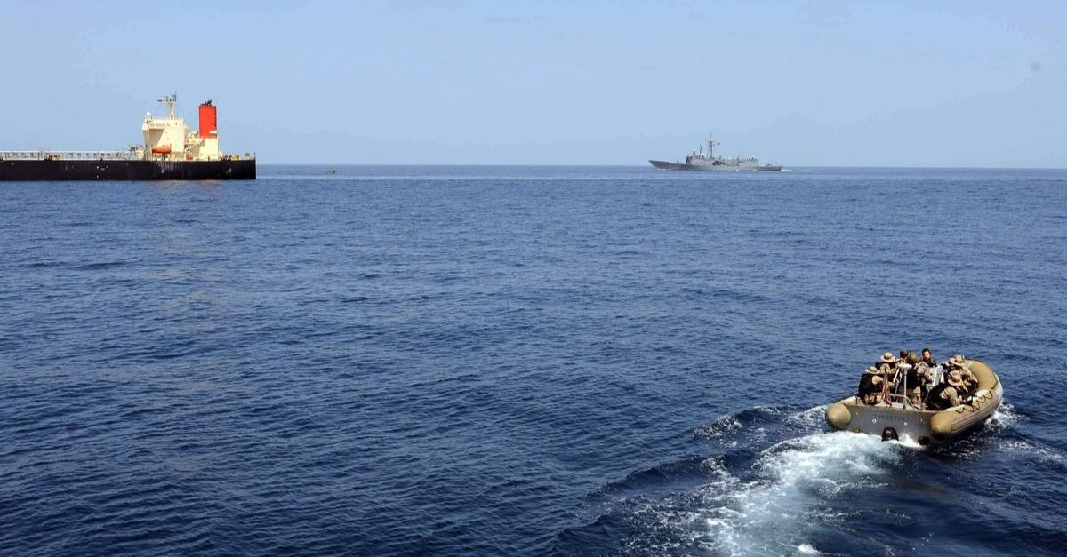 Breaking: Another U.S. Ship Seized in Persian Gulf