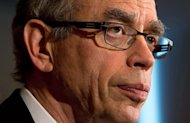 Minister of Natural Resources Joe Oliver is shown during a news conference in Vancouver, B.C., on Wednesday June 26, 2013. THE CANADIAN PRESS/Darryl Dyck