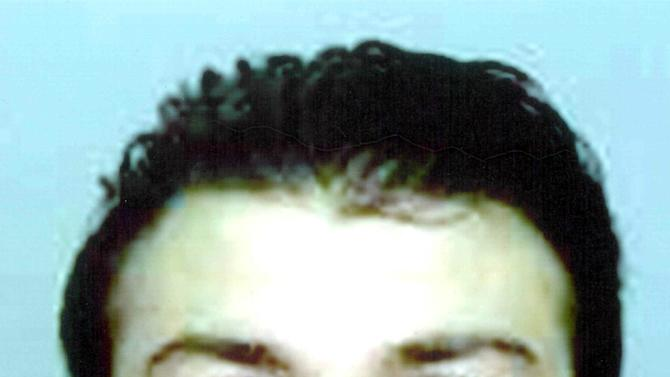 This undated photo provided by the U.S. Attorney's Office in Brooklyn, N.Y., shows Zarein Ahmedzay. In his first public account, Ahmedzay testified Monday, April 16, 2012, in New York that Adis Medunjanin, accused of becoming an al-Qaida operative discussed bombing New York City movie theaters, Grand Central Terminal, Times Square and the New York Stock Exchange before settling on the city's subways, encouraged Ahmedzay to follow a more radical form of Islam. (AP Photo/U.S. Attorney's Office)