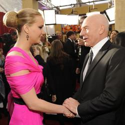 Patrick Stewart Must Be Sad He Never Shared An 'X-Men' Scene With Jennifer Lawrence
