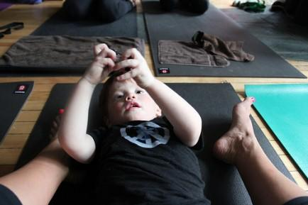 Yoga helps kids relax, unwind, and calm themselves