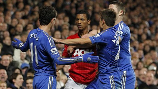 2012 Chelsea Manchester United