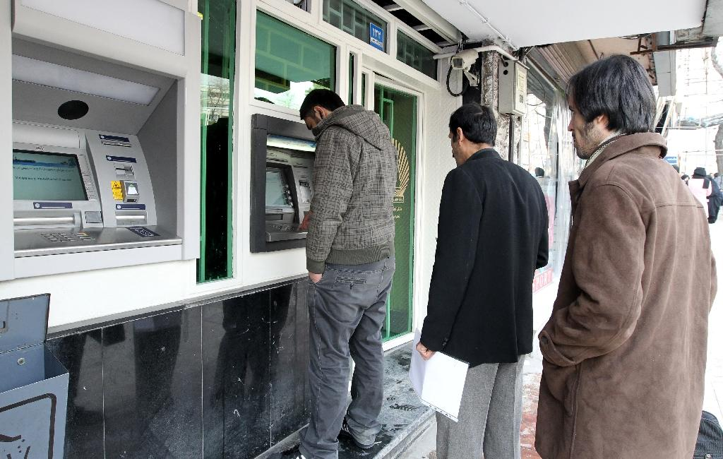 Iran remains off limits to US banks