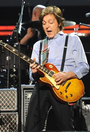 Paul McCartney Tops List of Richest U.K. Musicians