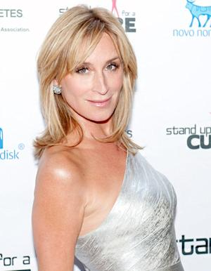 "Sonja Morgan, 49, Is Dating Benjamin Benalloul, 23: ""He Doesn't Act Immature at All"""