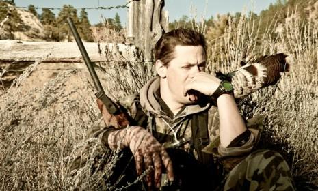 In his book Meat Eater: Adventures from the Life of an American Hunter, Steven Rinella shares his adventures in the wilderness.