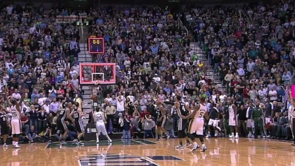 Mo Williams' Game-Winner