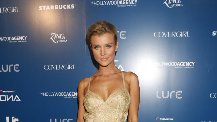 Joanna Krupa attends the US Weekly AMA After Party for The Wanted at Lure on Sunday November 19, 2012 in Los Angeles, California.  (Photo by Todd Williamson/Invision/AP Images)