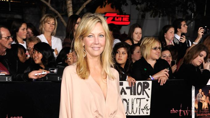 The Twilight Saga Breaking Dawn Part 1 2011 LA Premiere heather Locklear