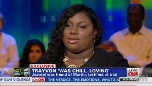 TV Ratings: Zimmerman Juror and Witness Interviews Prompt CNN Surge