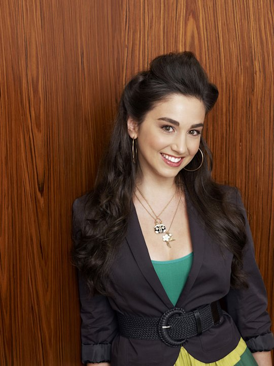 Molly Ephraim stars as Mandy in &quot;Last Man Standing.&quot; 