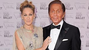 SJP Dishes on Favorite Moment in Valentino