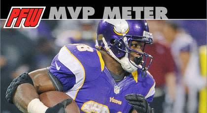MVP Meter: Peterson made Vikings' unlikely run possible