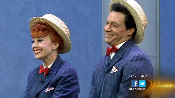'I Love Lucy' LIVE on Stage Broadway in Chicago