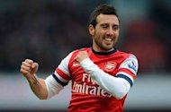 Cazorla: Arsenal will fight for titles with genius Ozil
